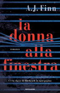 La donna alla finestra - A. J. Finn - copertina