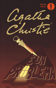 È un problema - Agatha Christie - copertina