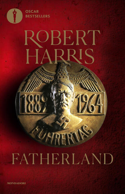 Fatherland - Robert Harris - copertina