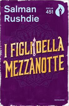 I figli della mezzanotte - Salman Rushdie - copertina