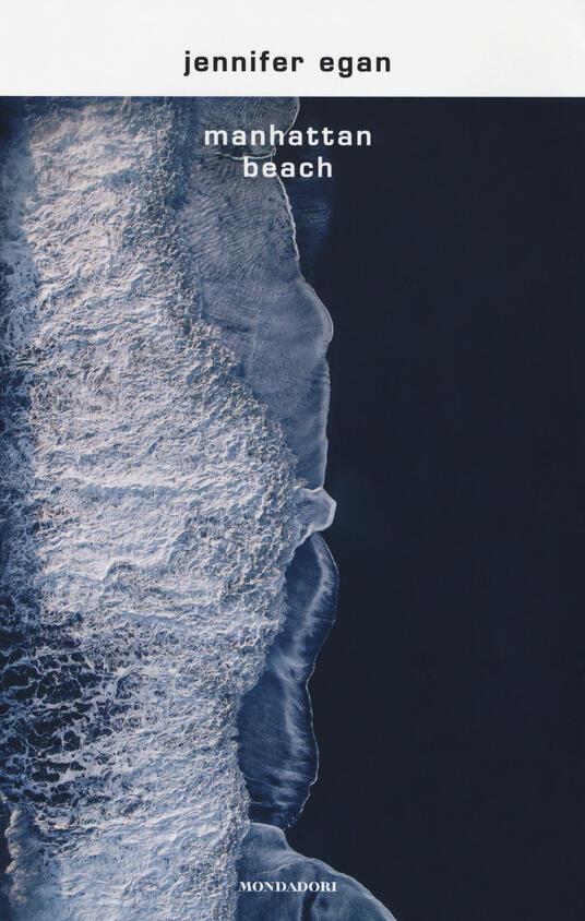 Manhattan beach - Jennifer Egan - copertina
