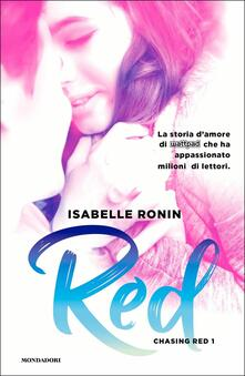 Red. Chasing Red. Vol. 1 - Isabelle Ronin - copertina