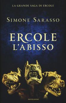 Ercole. L'abisso. La grande saga di Ercole. La maturità - Simone Sarasso - copertina