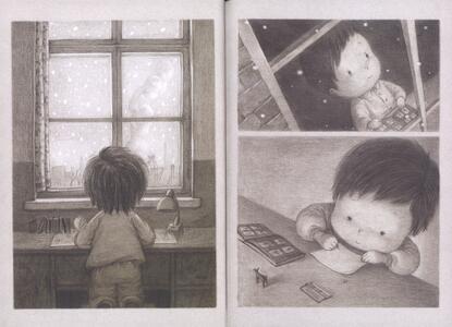 Il figlio unico. Ediz. illustrata - Guojing - 2