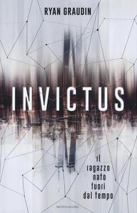 Invictus - Ryan Graudin - copertina