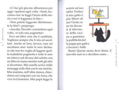C'è un lupo nel tablet! - Miriam Dubini - 3