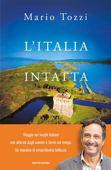 L' Italia intatta - Mario Tozzi - copertina