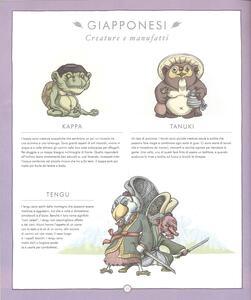 Atlante dei miti. Mostri e leggende, divinità ed eroi in 12 mappe di mondi mitologici. Ediz. a colori - Thiago de Moraes - 4
