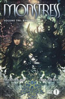 Charun.it Monstress. Vol. 3: Rifugio Image