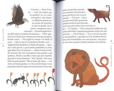 Fiabe di animali magici. Fiabe italiane. Ediz. a colori - Italo Calvino - 5