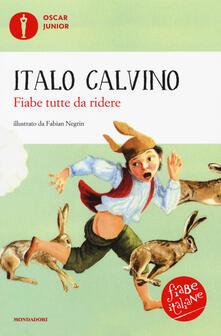 Fiabe tutte da ridere. Fiabe italiane. Ediz. a colori.pdf