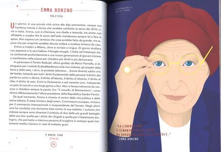 Storie della buonanotte per bambine ribelli 2. Ediz. a colori - Francesca Cavallo,Elena Favilli - 3