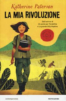 La mia rivoluzione - Katherine Paterson - copertina
