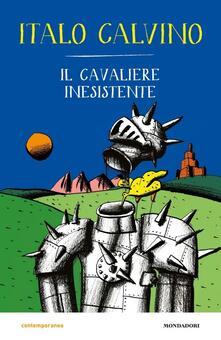 Il cavaliere inesistente - Italo Calvino - copertina