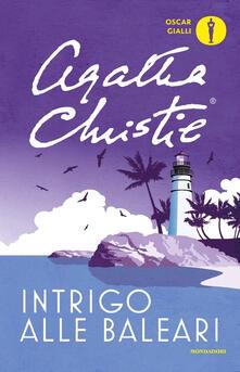 Intrigo alle Baleari e altre storie - Agatha Christie - copertina
