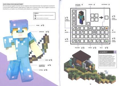 Minecraft. Guida a incantesimi e pozioni - Stephanie Milton - 3