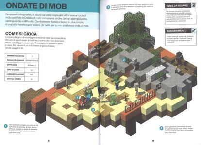 Minecraft. Guida ai minigiochi PVP - Stephanie Milton,Craig Jelley - 2