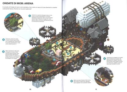Minecraft. Guida ai minigiochi PVP - Stephanie Milton,Craig Jelley - 3
