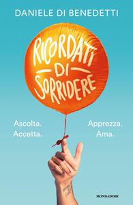 Ricordati di sorridere - Daniele Di Benedetti - copertina
