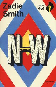 NW - Zadie Smith - copertina
