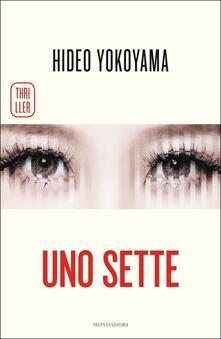 Uno Sette - Hideo Yokoyama - copertina