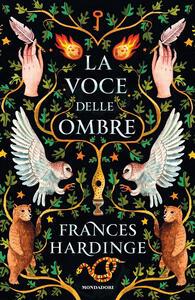 La voce delle ombre - Frances Hardinge - copertina