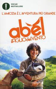 Abel, il figlio del vento - copertina
