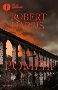 Pompei - Robert Harris - copertina