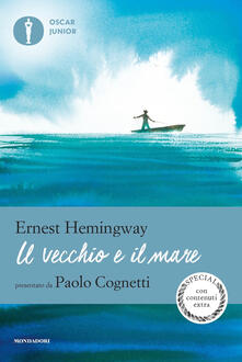 Il vecchio e il mare - Ernest Hemingway - copertina