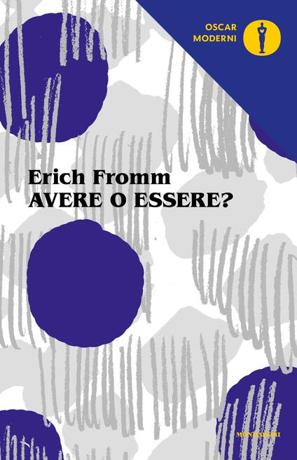 Avere o essere? - Erich Fromm - copertina