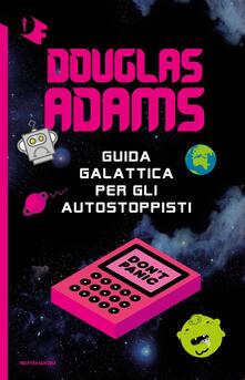 Guida galattica per gli autostoppisti - Douglas Adams - copertina