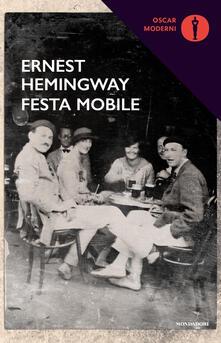 Festa mobile - Ernest Hemingway - copertina