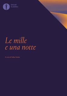 Le mille e una notte - copertina