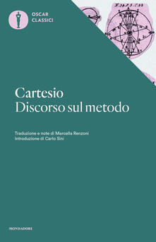 Discorso sul metodo - Renato Cartesio - copertina