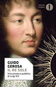 Il re Sole - Guido Gerosa - copertina