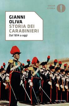 Premioquesti.it Storia dei carabinieri. Dal 1814 a oggi Image