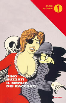 Il meglio dei racconti - Dino Buzzati - copertina
