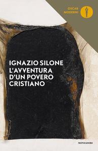 L' avventura di un povero cristiano - Ignazio Silone - copertina