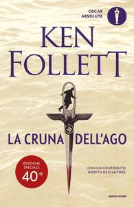 La cruna dell'ago. Ediz. speciale - Ken Follett - copertina