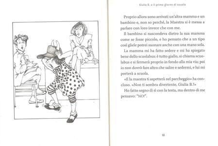 Giulia B. va a scuola. Ediz. illustrata - Barbara Park - 5