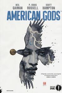 American Gods. Vol. 1: ombre, Le. - Neil Gaiman,P. Craig Russell - copertina