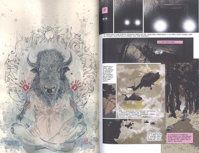 American Gods. Vol. 1: ombre, Le. - Neil Gaiman,P. Craig Russell - 5