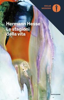 Le stagioni della vita - Hermann Hesse - copertina