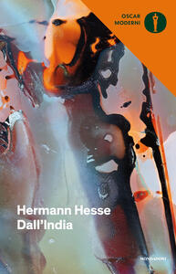 Dall'India - Hermann Hesse - copertina