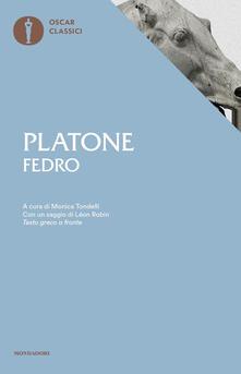 Letterarioprimopiano.it Fedro Image