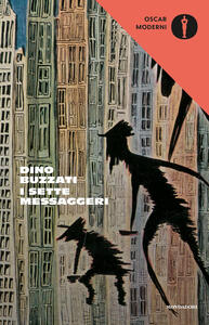 Sette messaggeri - Dino Buzzati - copertina