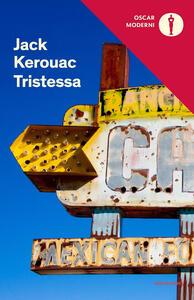 Tristessa - Jack Kerouac - copertina