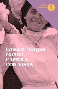 Camera con vista - Edward Morgan Forster - copertina