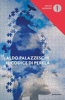 Il codice di Perelà - Aldo Palazzeschi - copertina
