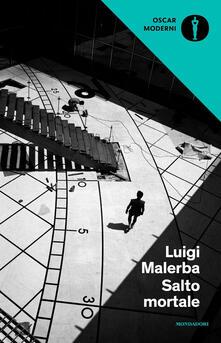 Salto mortale - Luigi Malerba - copertina